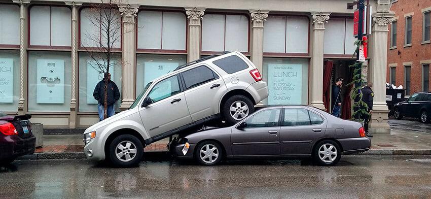 6 правил парковки