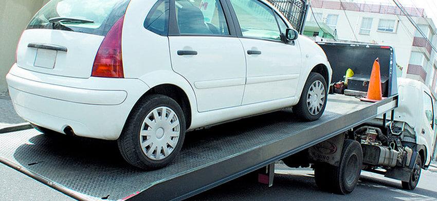Безопасность автомобиля при эвакуации